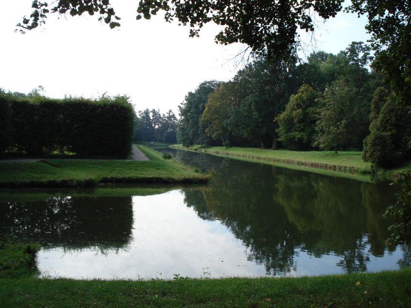 2006-08-27 Nieborów - pałac (11)