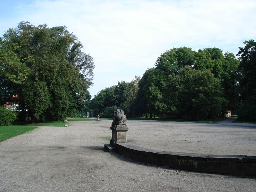 2006-08-27 Nieborów - pałac (13)