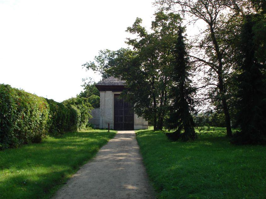 2006-08-27 Nieborów - pałac (15)