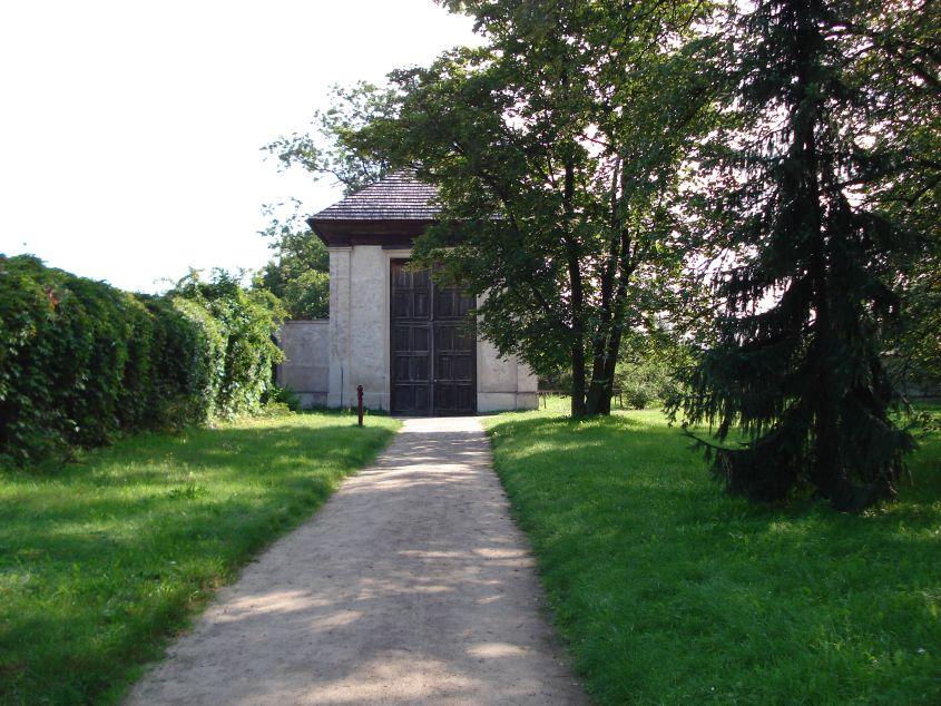 2006-08-27 Nieborów - pałac (16)