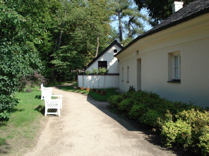 2006-08-27 Nieborów - pałac (18)