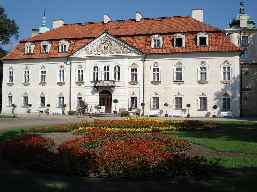 2006-08-27 Nieborów - pałac (19)