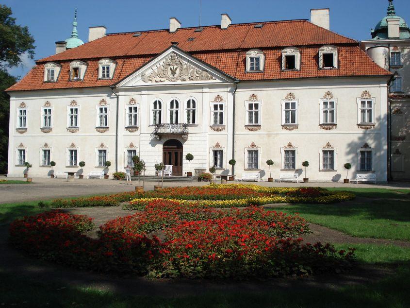 2006-08-27 Nieborów - pałac (20)