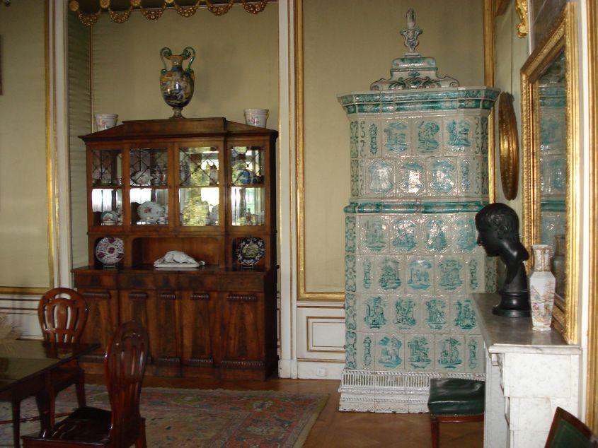 2006-08-27 Nieborów - pałac (23)