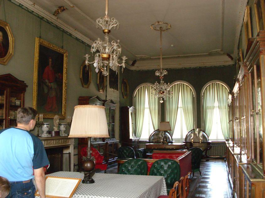 2006-08-27 Nieborów - pałac (25)
