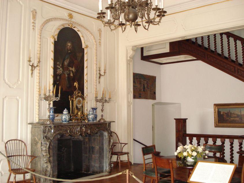 2006-08-27 Nieborów - pałac (26)