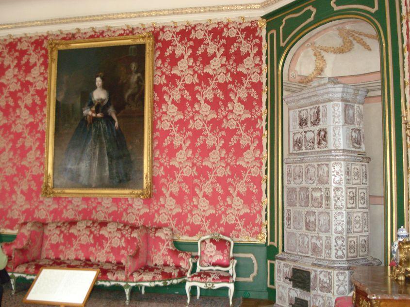 2006-08-27 Nieborów - pałac (27)