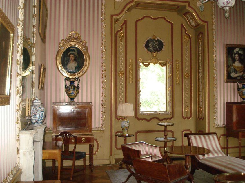 2006-08-27 Nieborów - pałac (28)