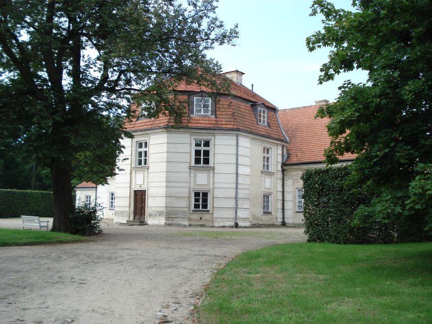 2006-08-27 Nieborów - pałac (3)