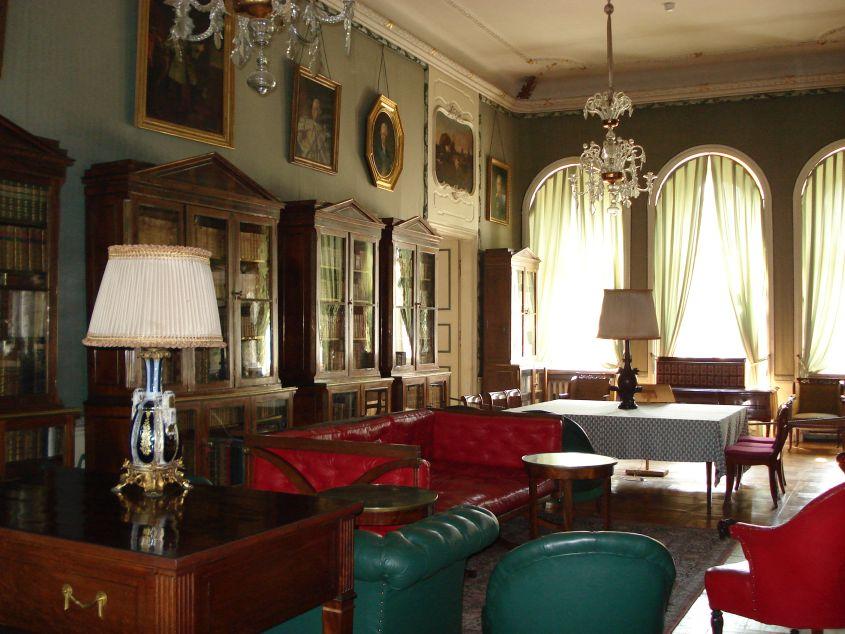 2006-08-27 Nieborów - pałac (32)