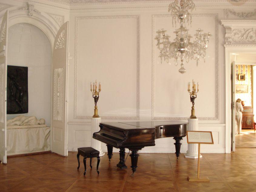 2006-08-27 Nieborów - pałac (35)