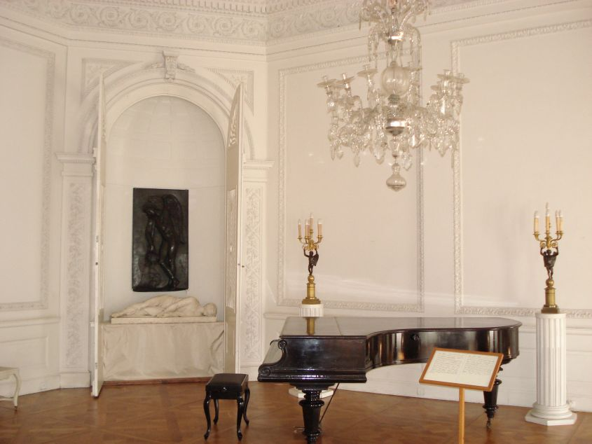 2006-08-27 Nieborów - pałac (38)