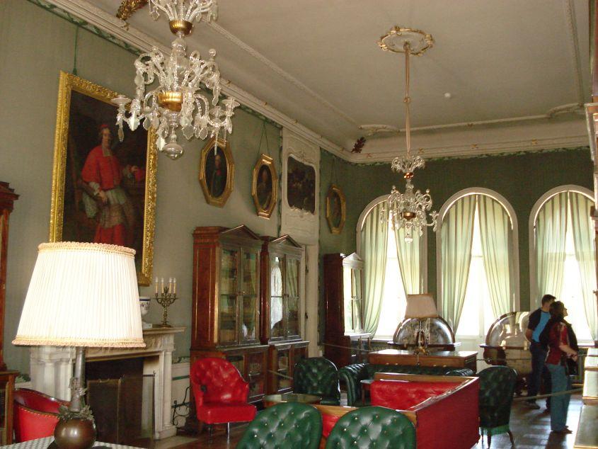 2006-08-27 Nieborów - pałac (39)