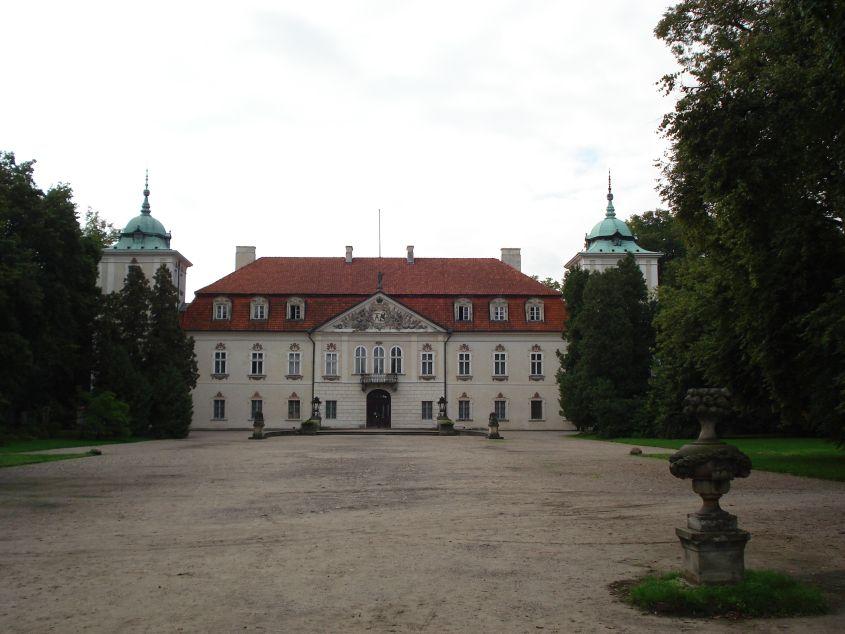 2006-08-27 Nieborów - pałac (4)