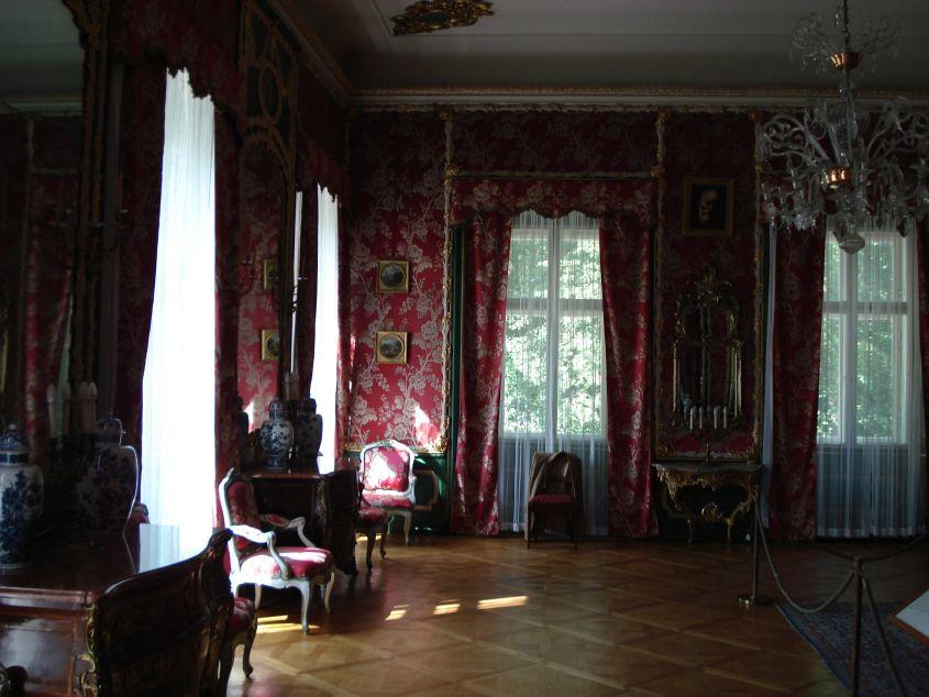 2006-08-27 Nieborów - pałac (43)