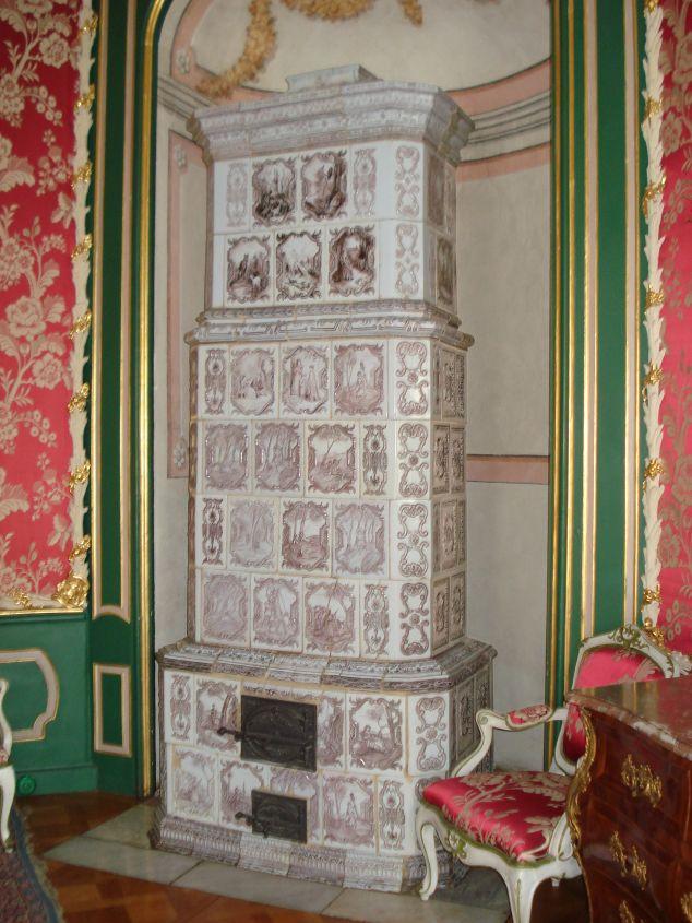 2006-08-27 Nieborów - pałac (44)