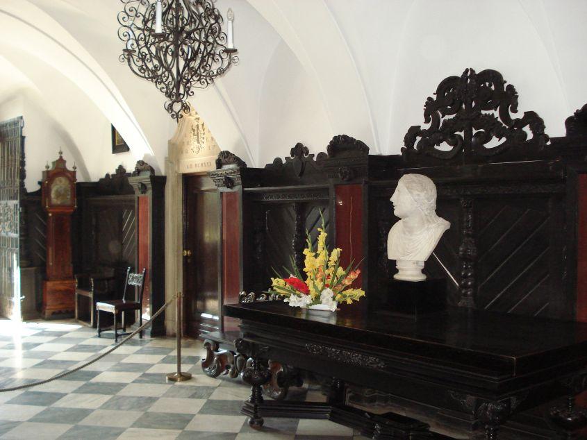 2006-08-27 Nieborów - pałac (55)