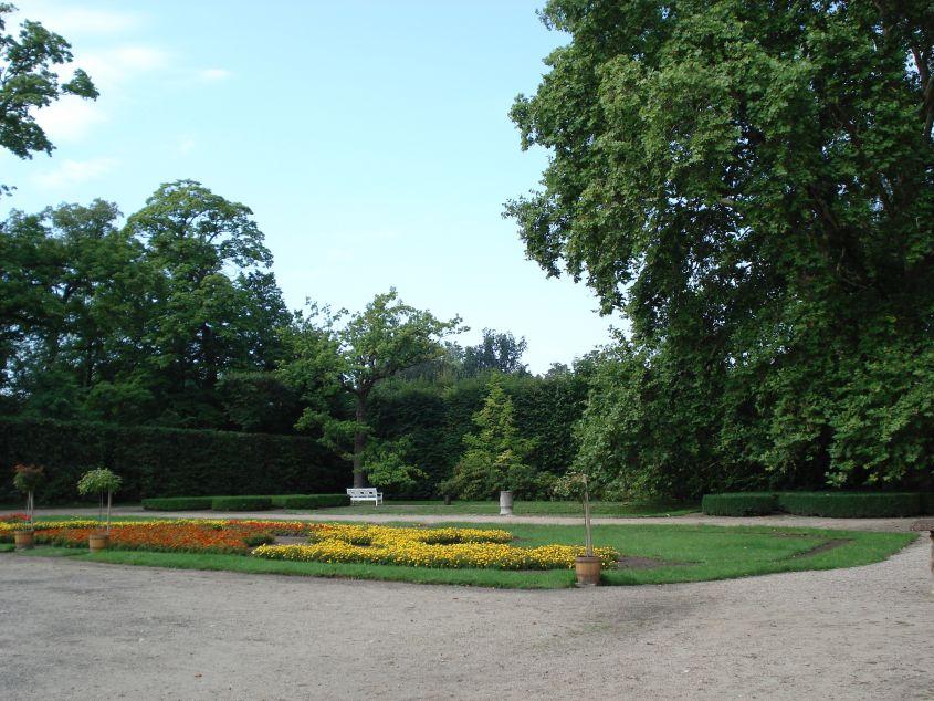 2006-08-27 Nieborów - pałac (9)