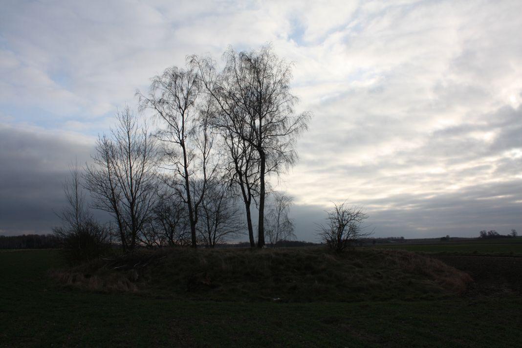 2018-12-23 Mroczkowice - cm. z I wojny światowej (19)