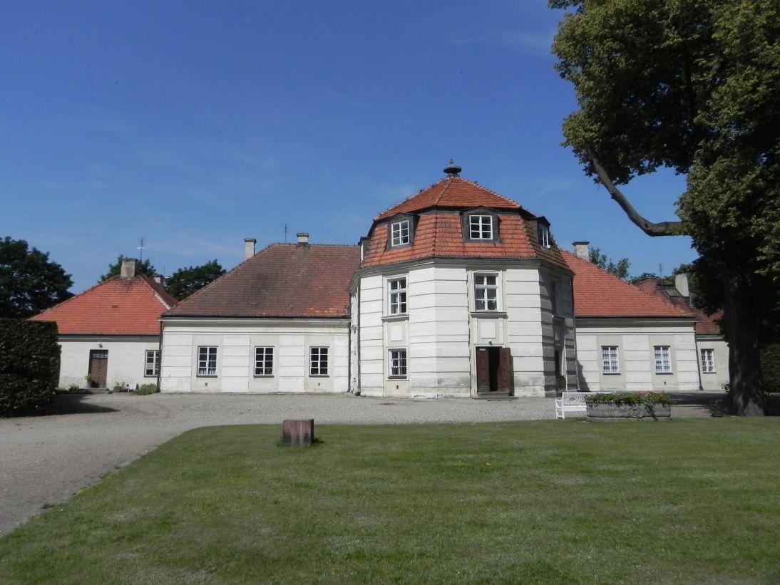 2012-06-30 Nieborów - pałac Radziwiłłów (10)
