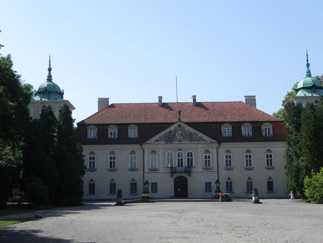 2012-06-30 Nieborów - pałac Radziwiłłów (12)