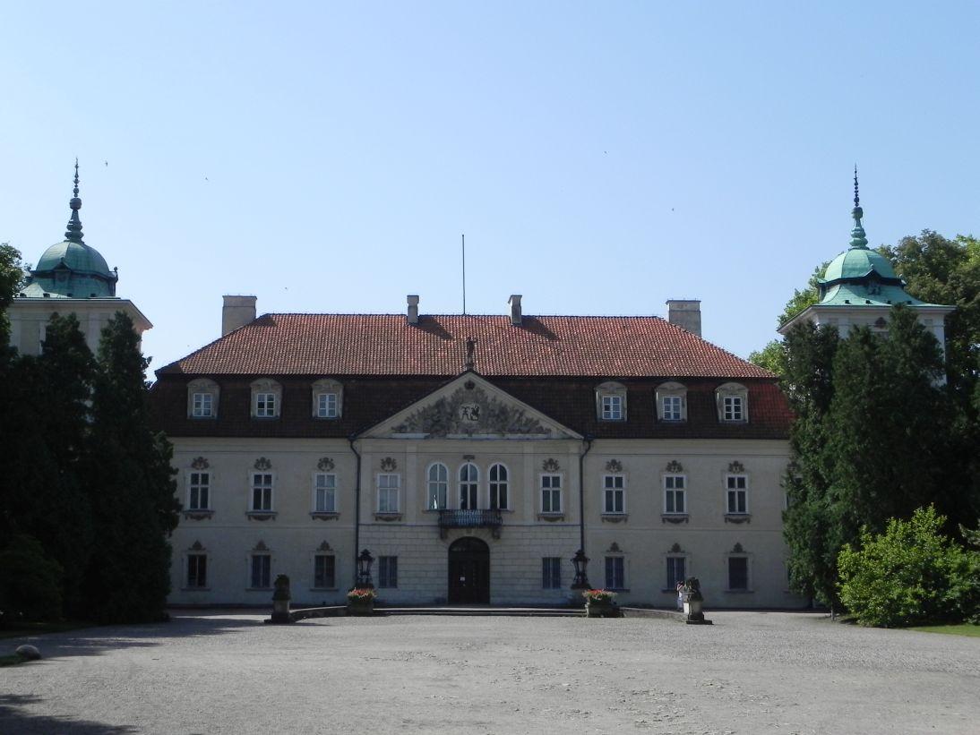 2012-06-30 Nieborów - pałac Radziwiłłów (13)