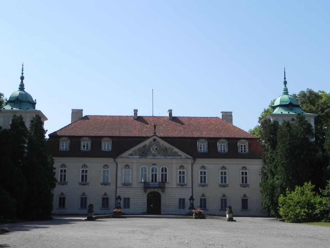 2012-06-30 Nieborów - pałac Radziwiłłów (14)