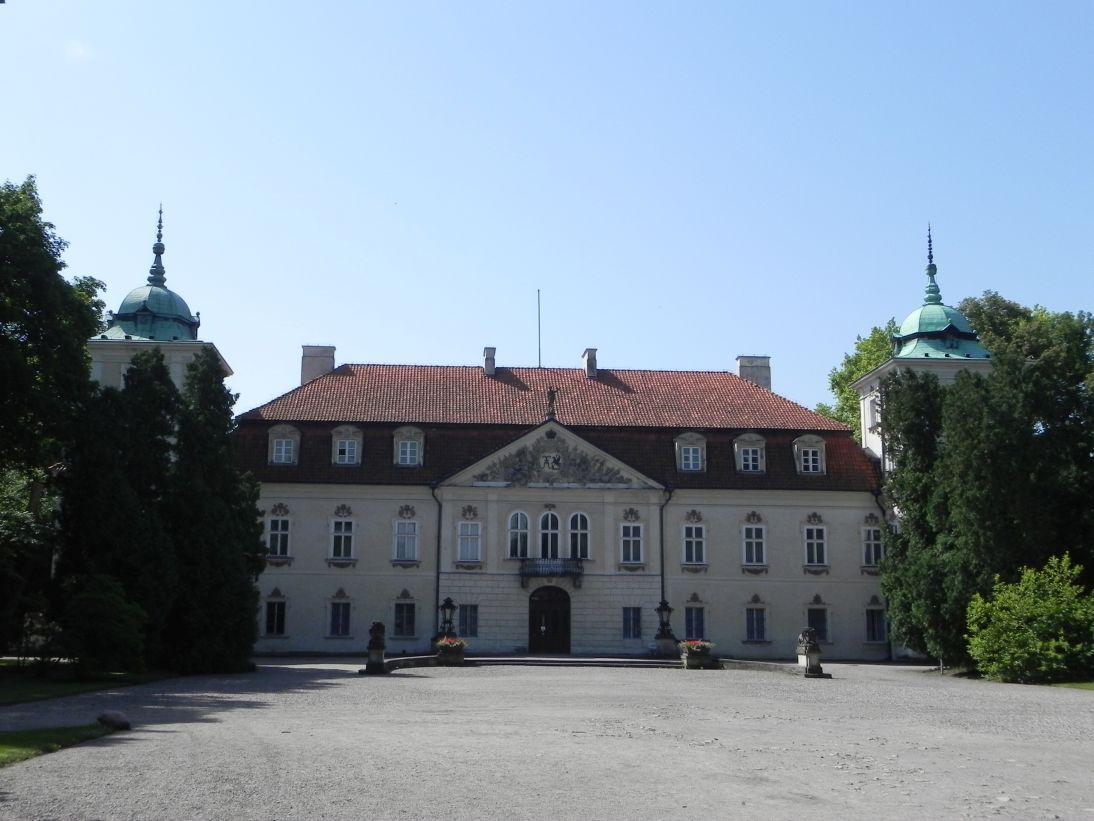 2012-06-30 Nieborów - pałac Radziwiłłów (16)