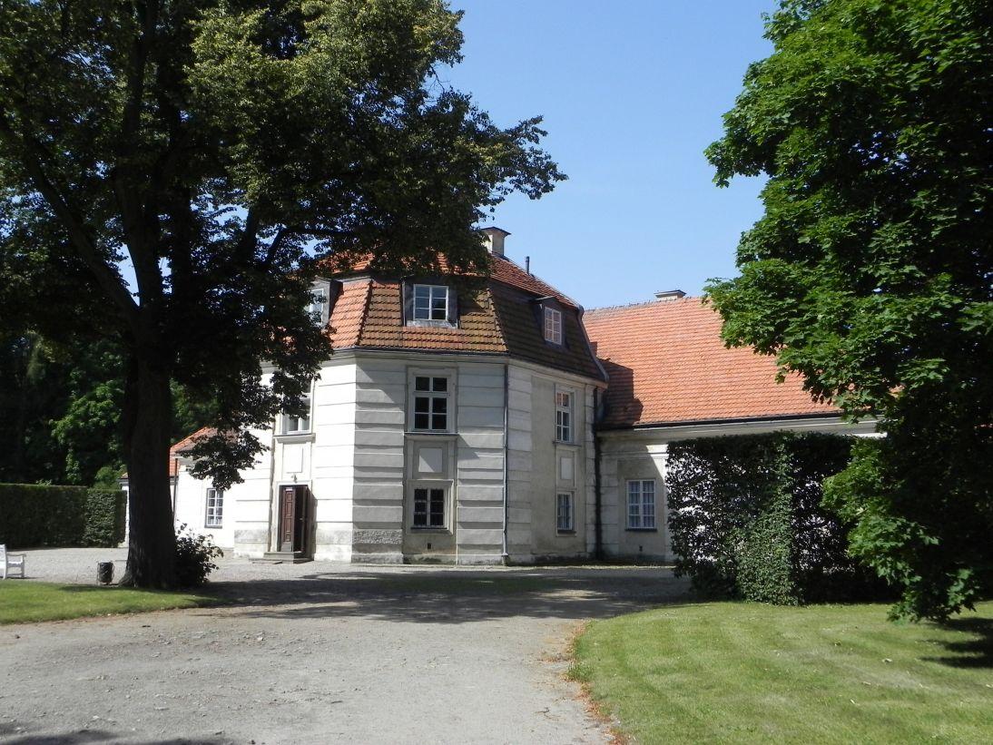 2012-06-30 Nieborów - pałac Radziwiłłów (2)