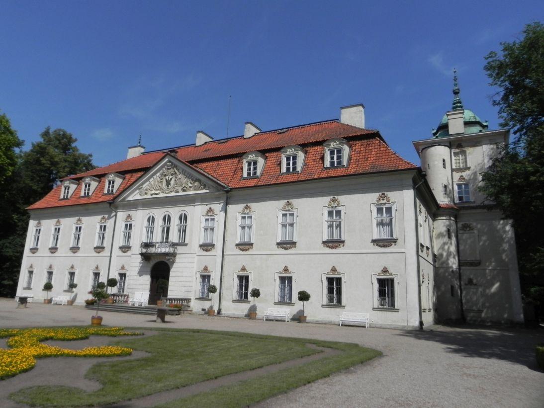2012-06-30 Nieborów - pałac Radziwiłłów (38)