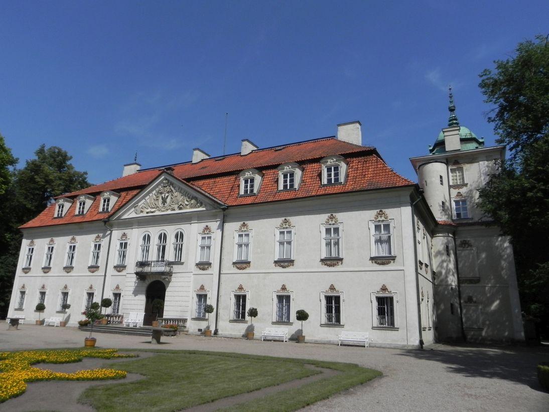 2012-06-30 Nieborów - pałac Radziwiłłów (39)