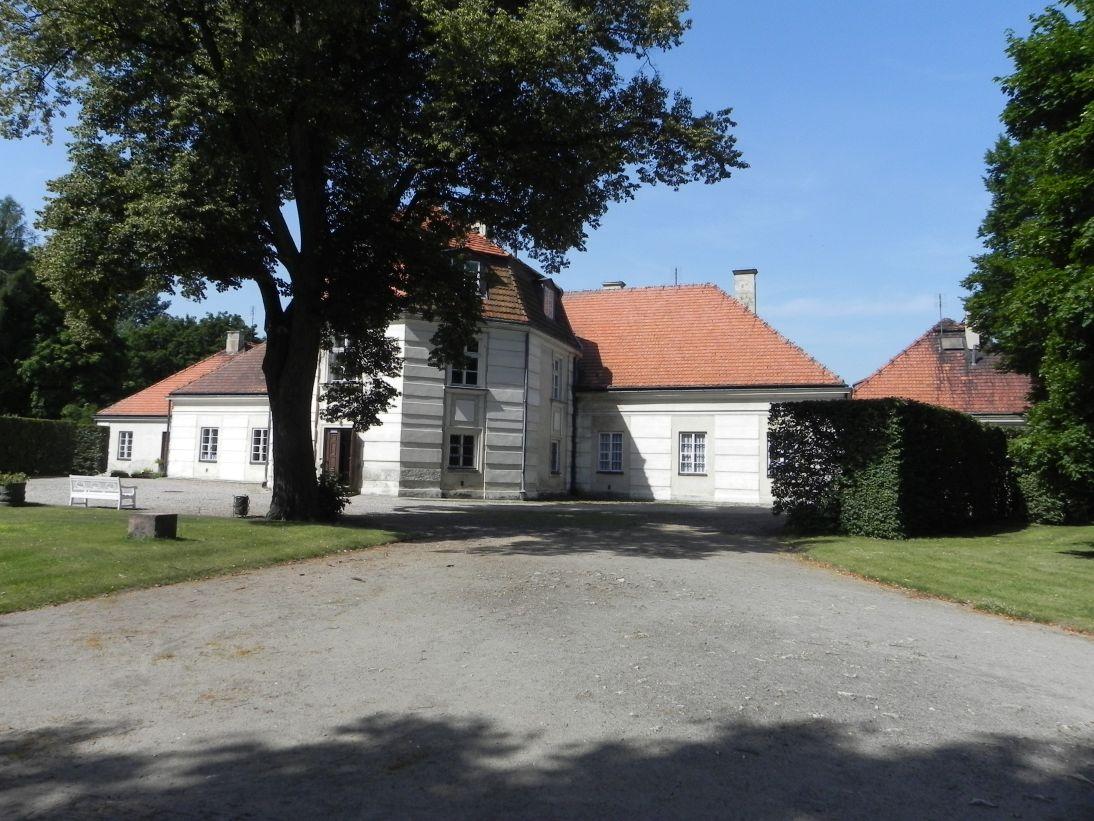 2012-06-30 Nieborów - pałac Radziwiłłów (4)