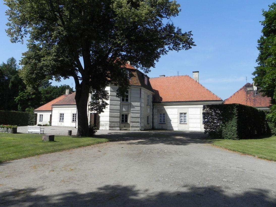 2012-06-30 Nieborów - pałac Radziwiłłów (5)