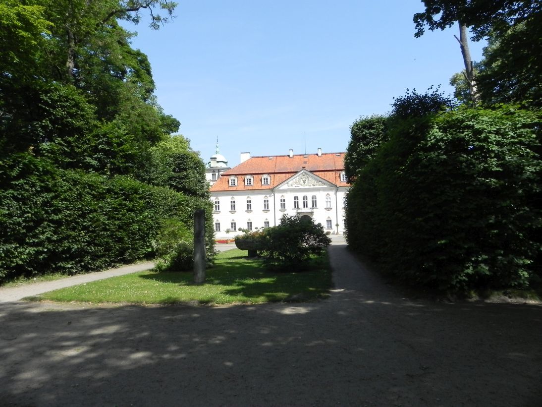 2012-06-30 Nieborów - pałac Radziwiłłów (55)