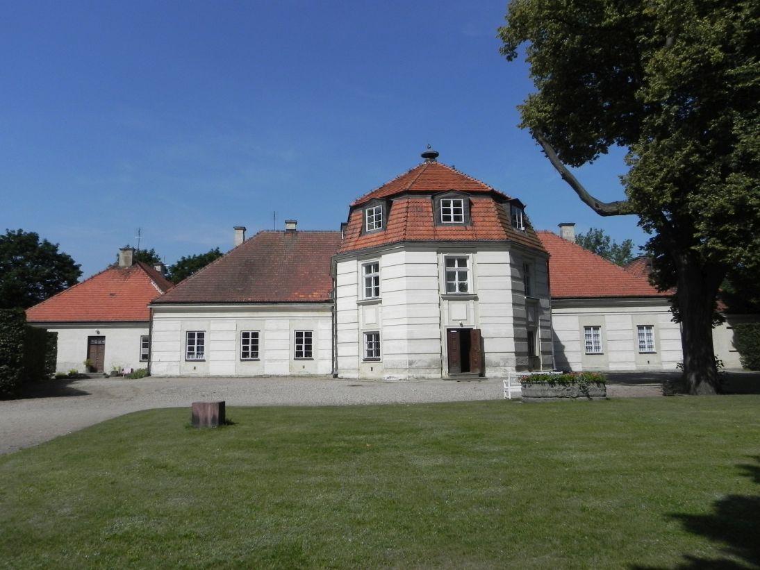 2012-06-30 Nieborów - pałac Radziwiłłów (7)