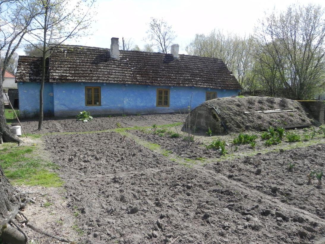 2016-04-17 Bartoszówka - pałac i stary dom (1)