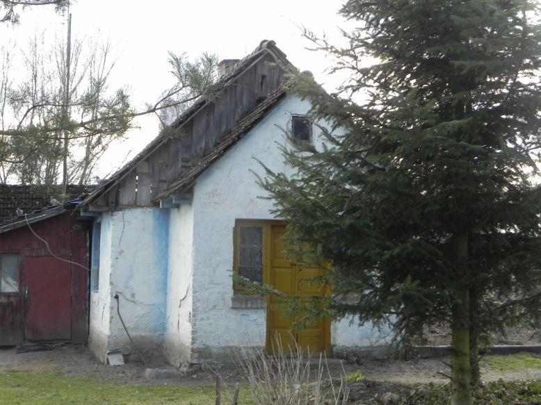 2018-04-05 Bartoszówka - pałac i stary dom (8)