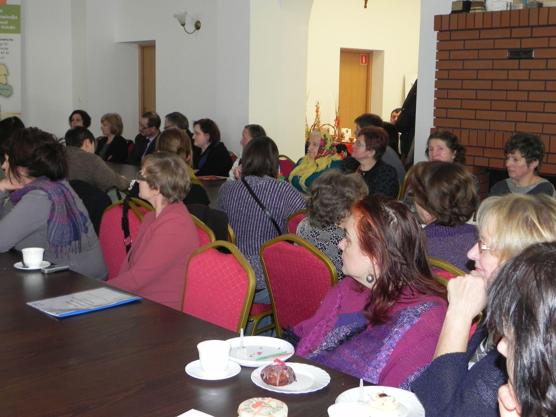 2012-12-14 Wilkowice - Konferencja Wioski tematyczne (101)