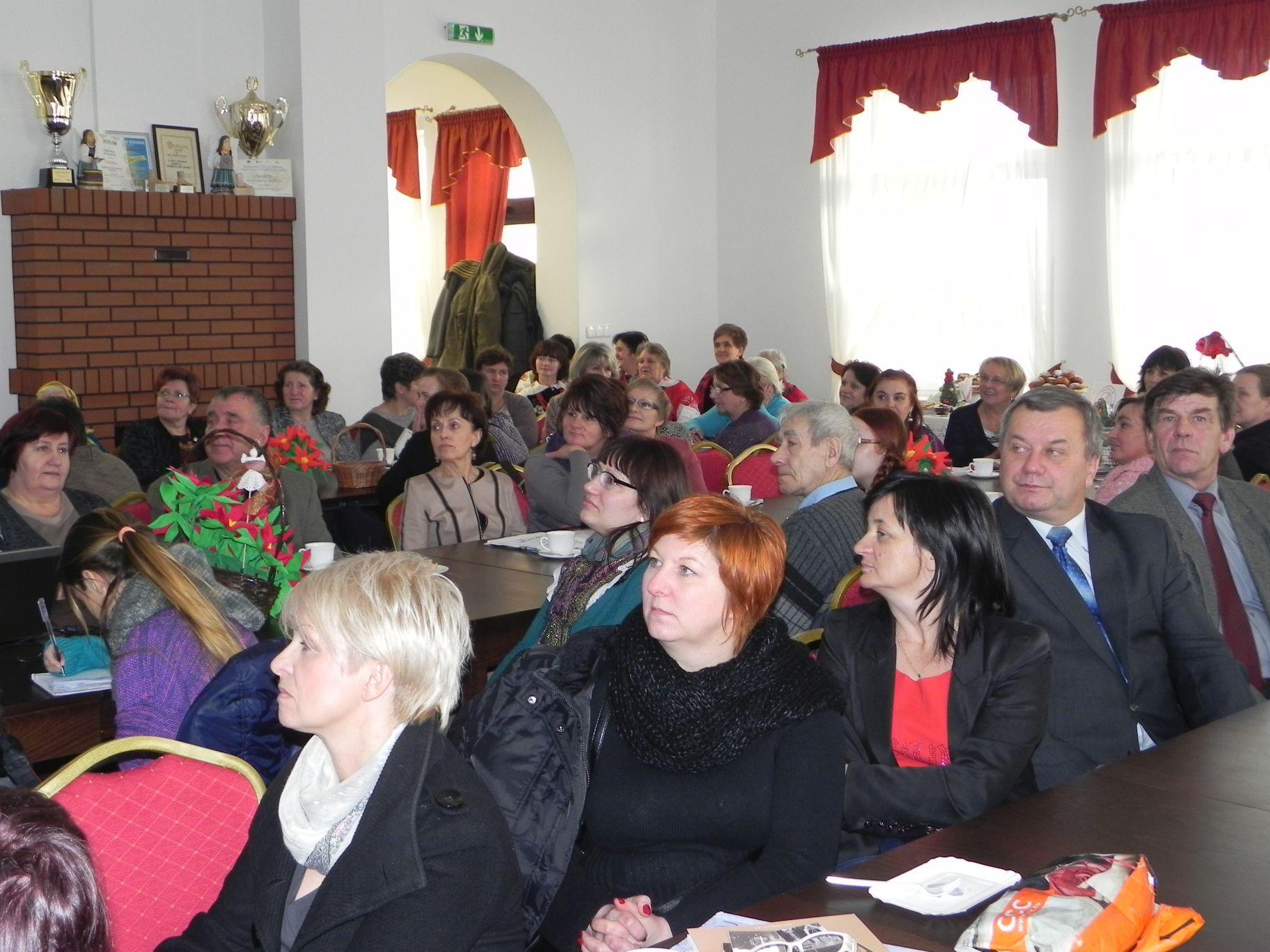 2012-12-14 Wilkowice - Konferencja Wioski tematyczne (104)