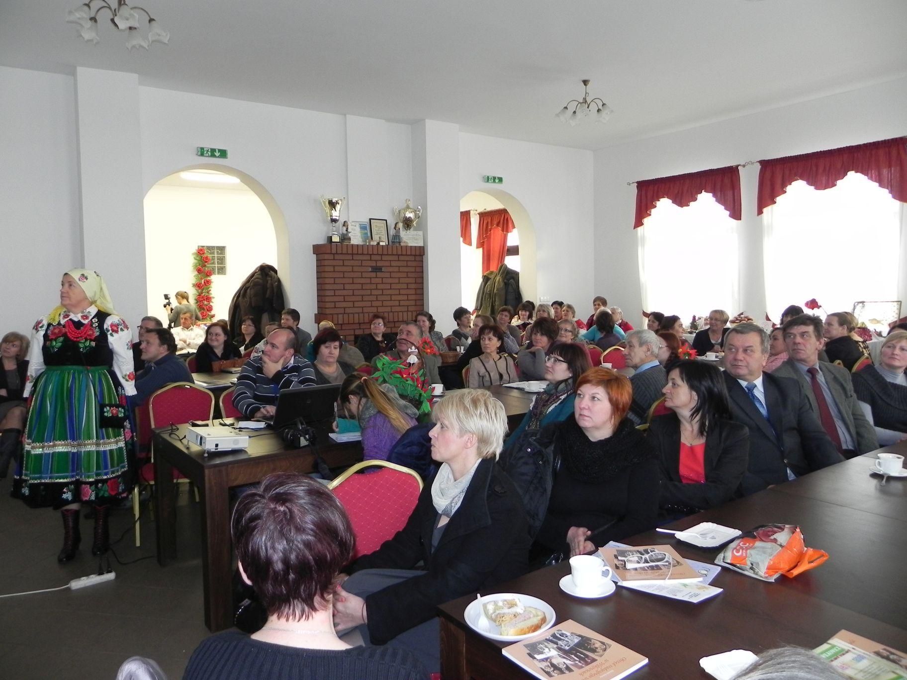 2012-12-14 Wilkowice - Konferencja Wioski tematyczne (105)