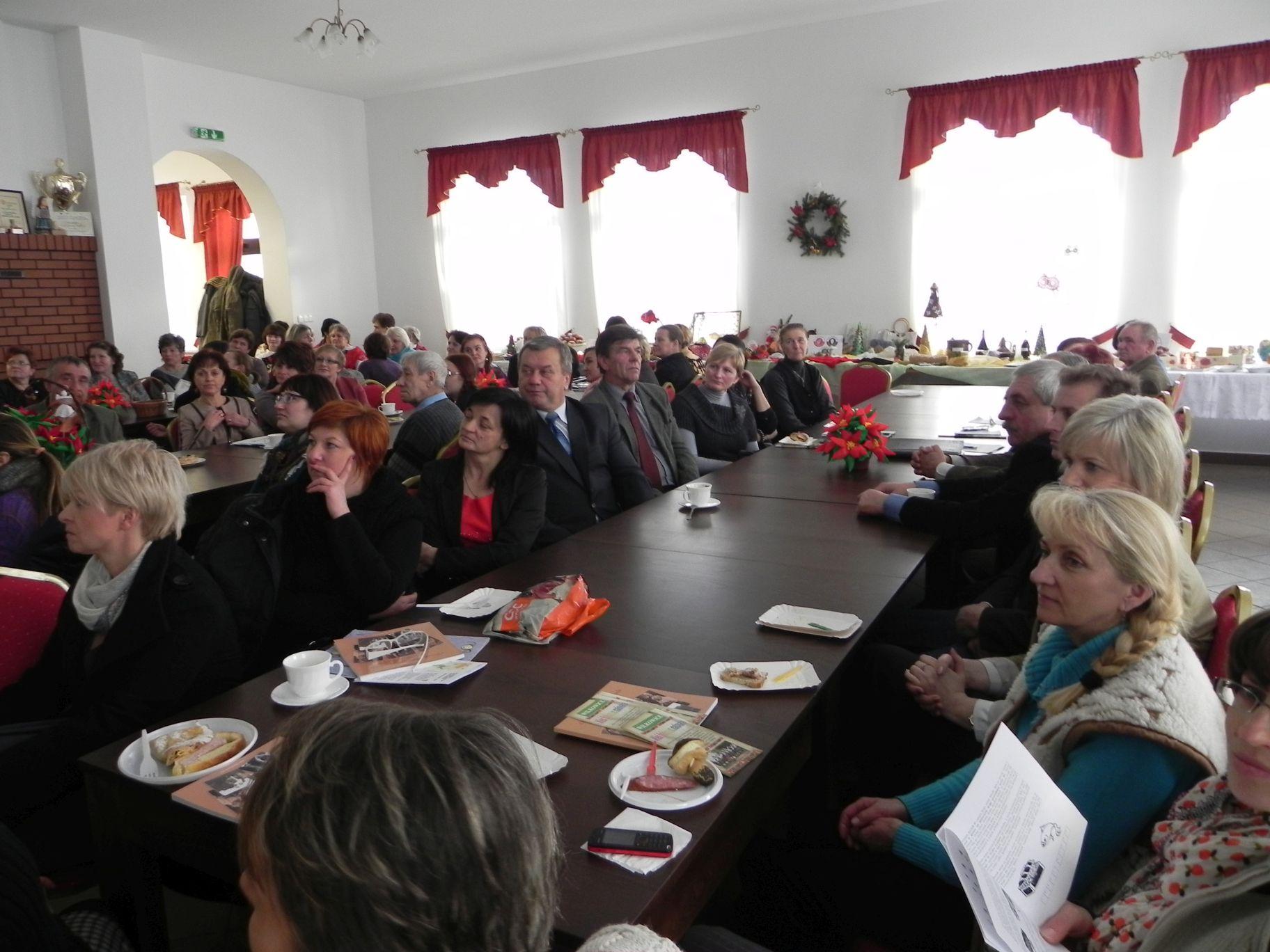 2012-12-14 Wilkowice - Konferencja Wioski tematyczne (106)