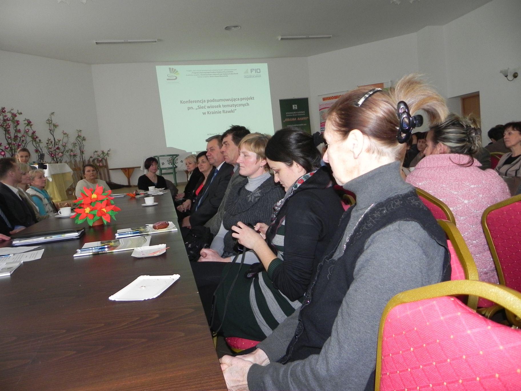2012-12-14 Wilkowice - Konferencja Wioski tematyczne (112)