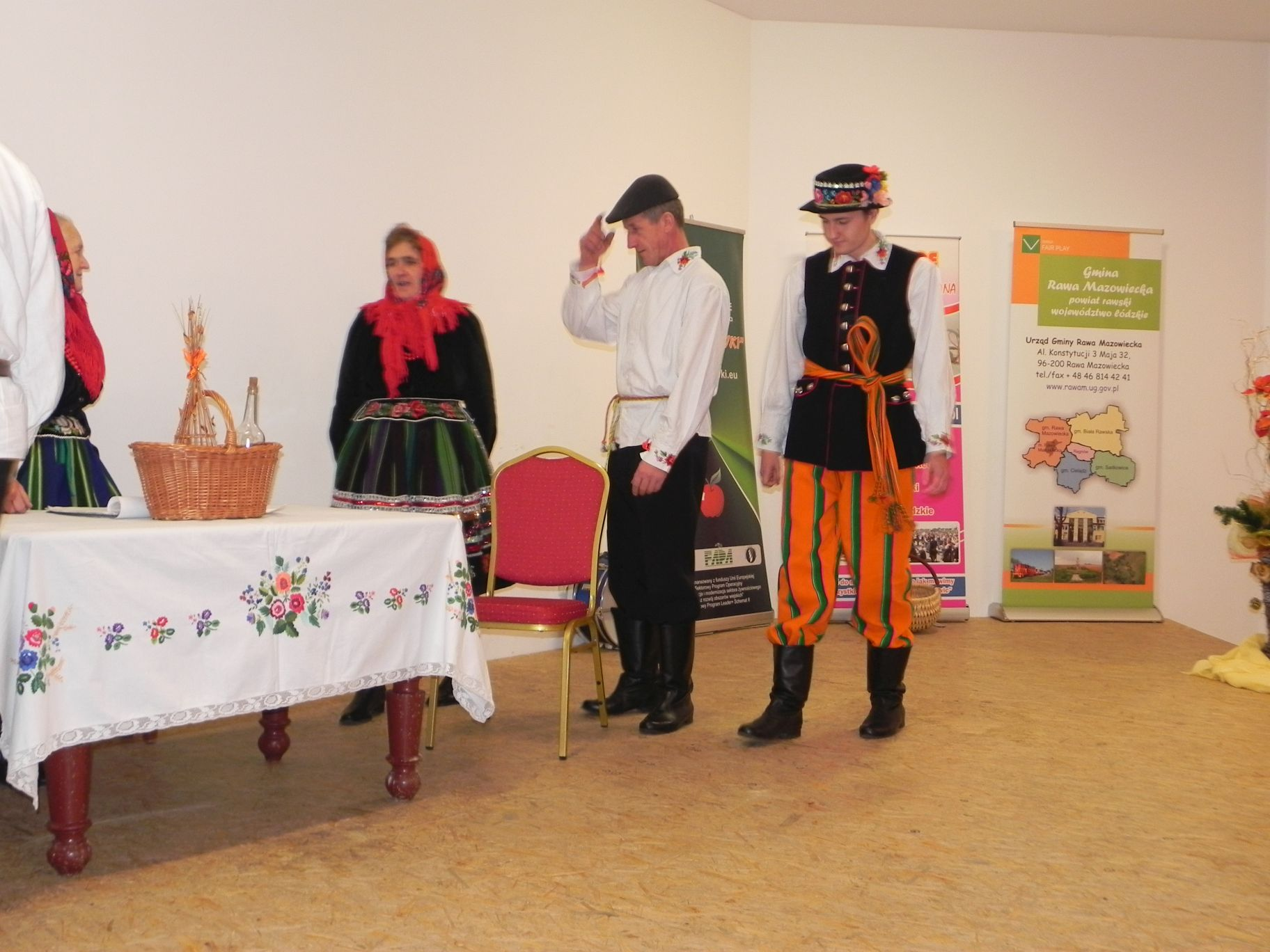 2012-12-14 Wilkowice - Konferencja Wioski tematyczne (141)