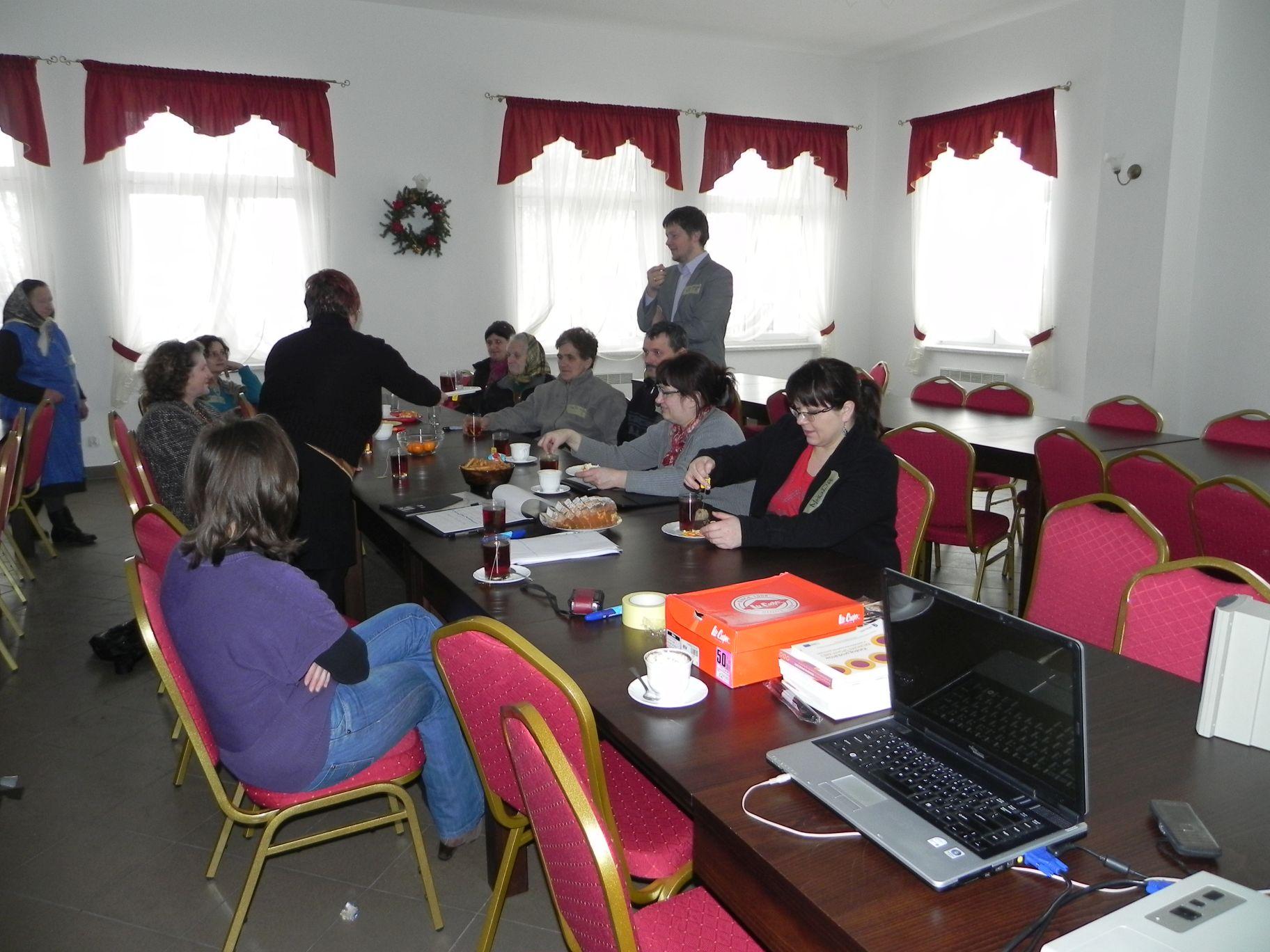 2012-12-14 Wilkowice - Konferencja Wioski tematyczne (168)