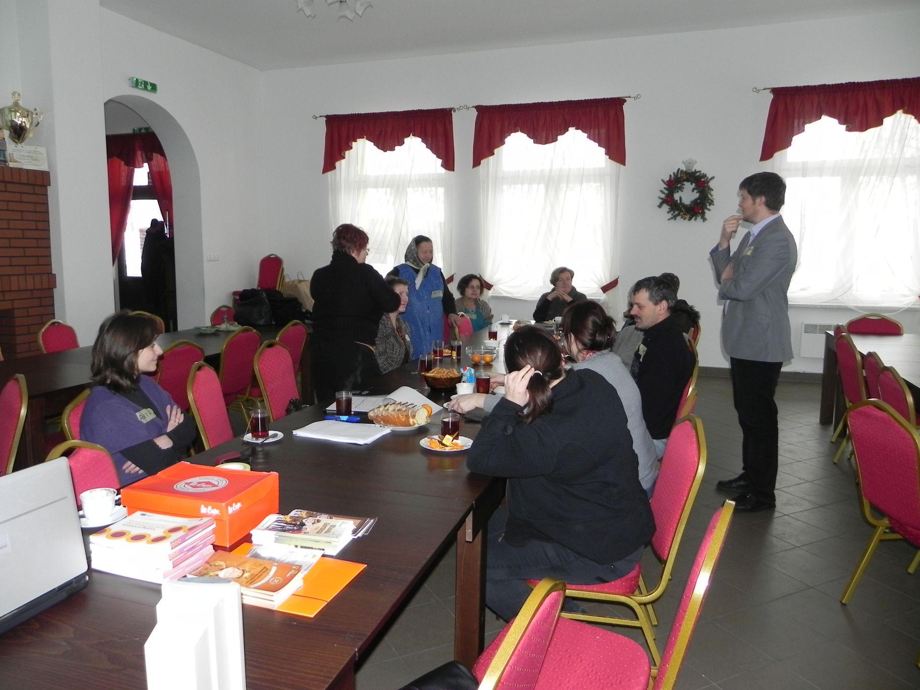 2012-12-14 Wilkowice - Konferencja Wioski tematyczne (169)