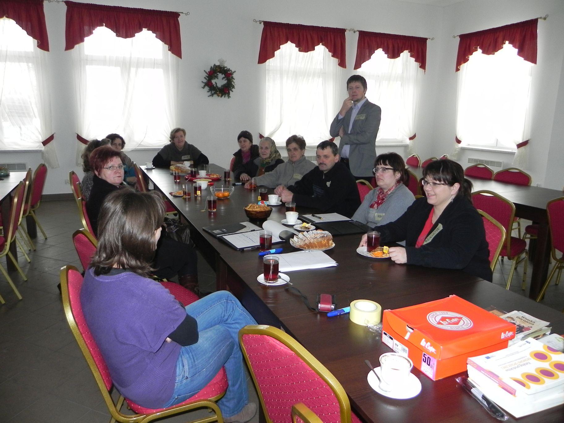 2012-12-14 Wilkowice - Konferencja Wioski tematyczne (172)