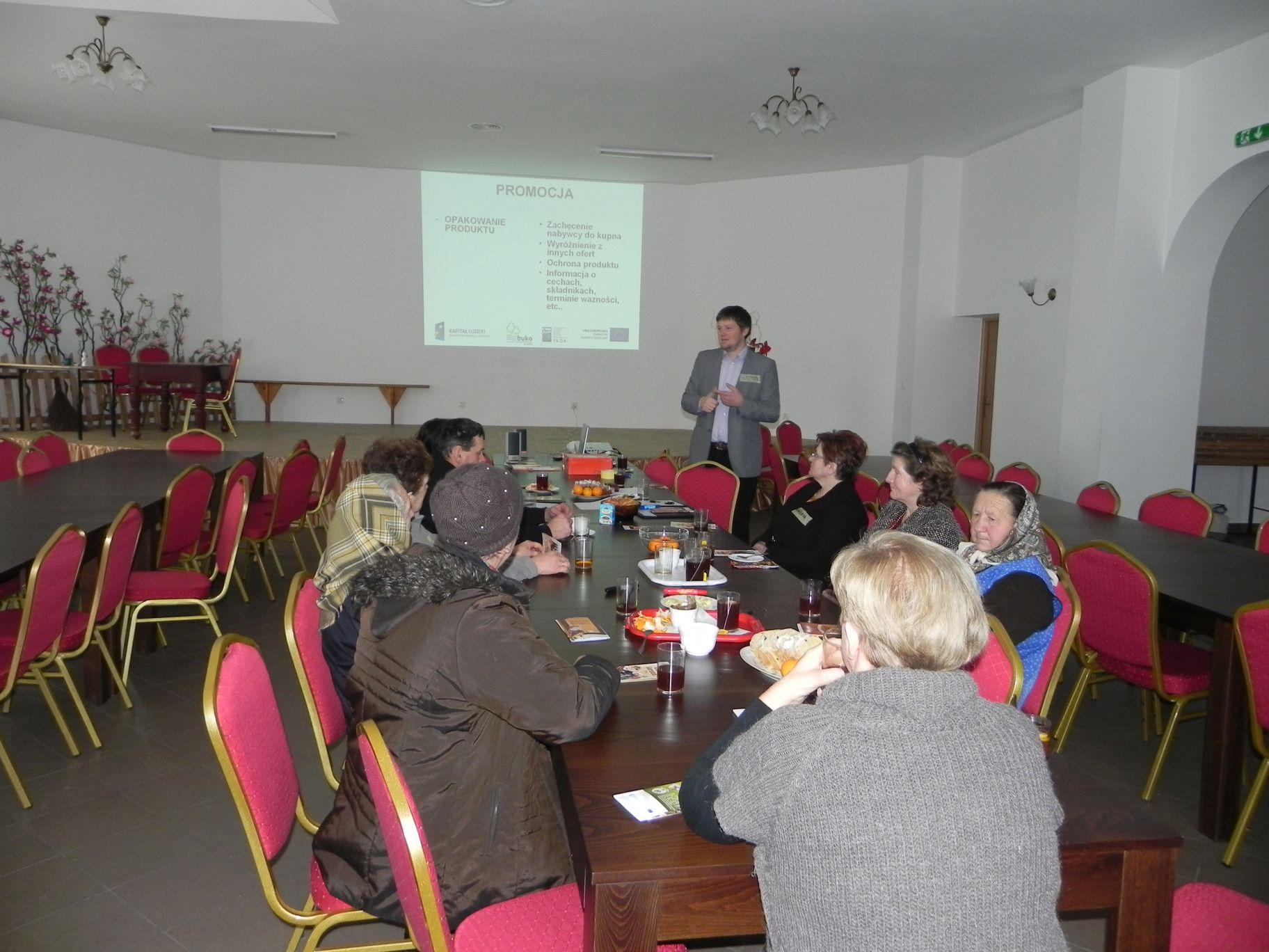 2012-12-14 Wilkowice - Konferencja Wioski tematyczne (174)