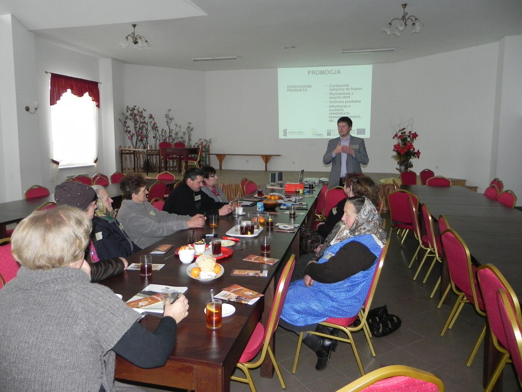 2012-12-14 Wilkowice - Konferencja Wioski tematyczne (175)