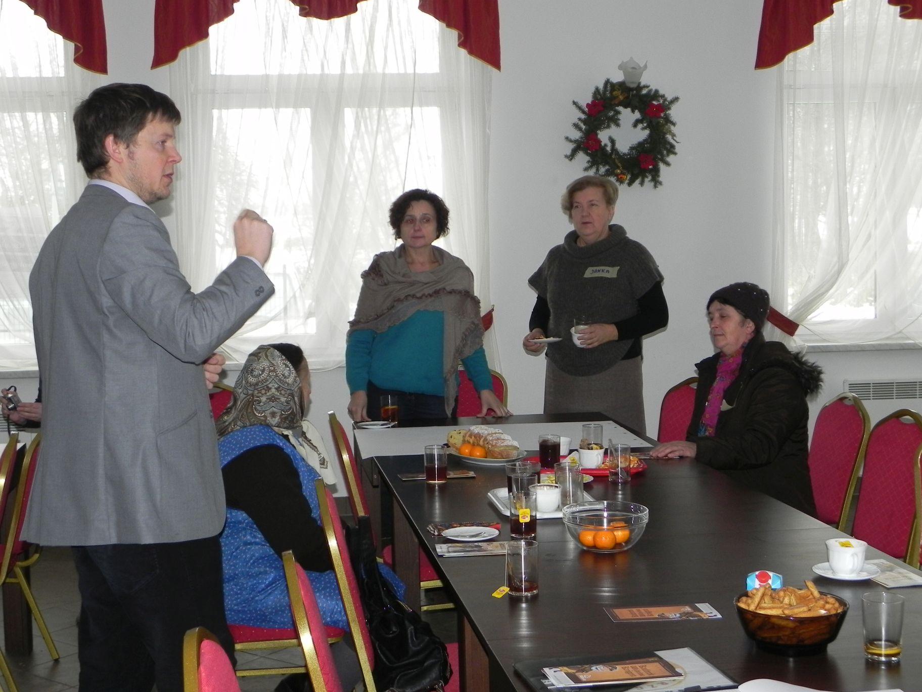 2012-12-14 Wilkowice - Konferencja Wioski tematyczne (179)