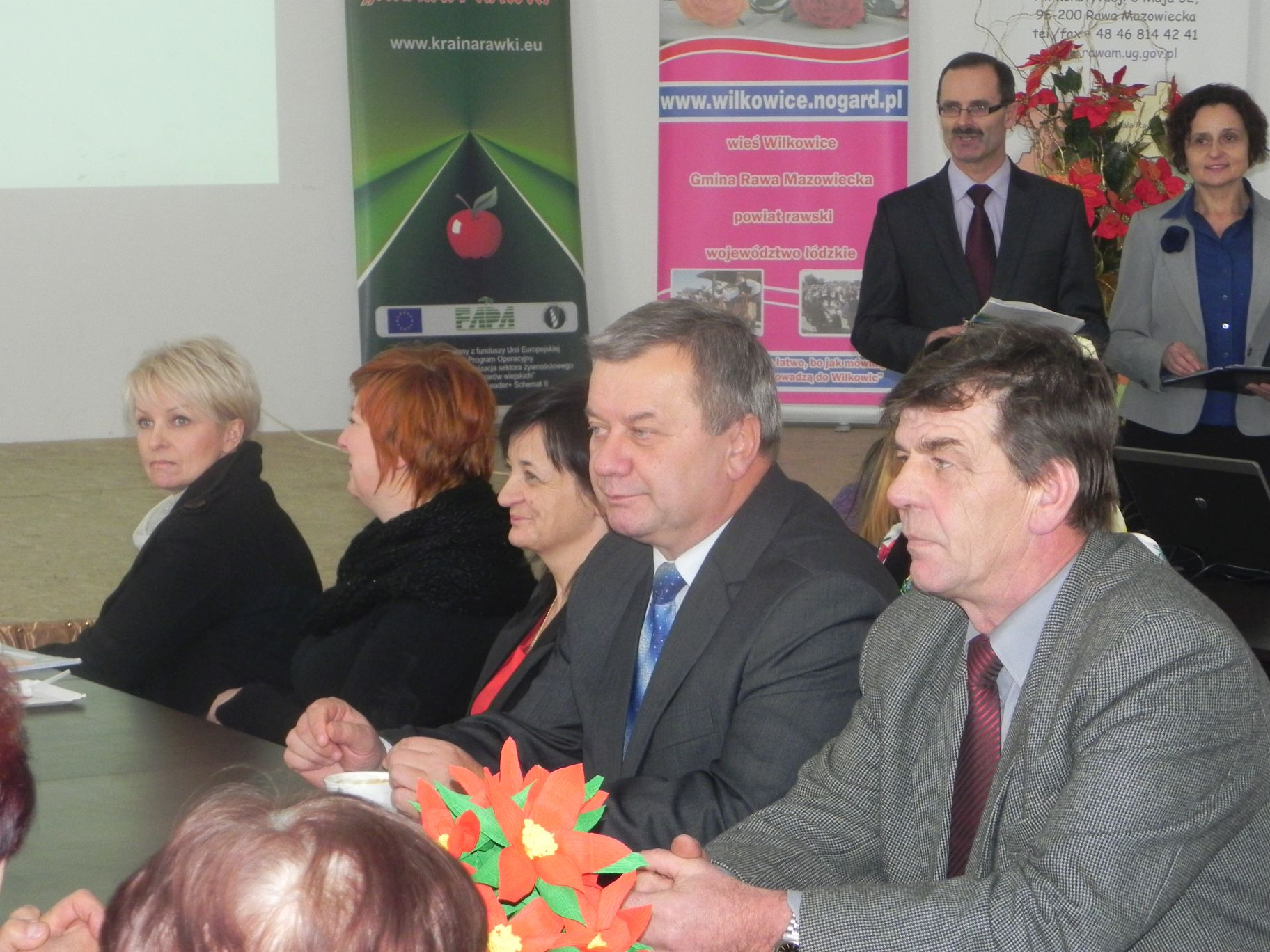 2012-12-14 Wilkowice - Konferencja Wioski tematyczne (75)